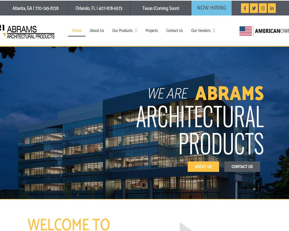 Abrams Sales
