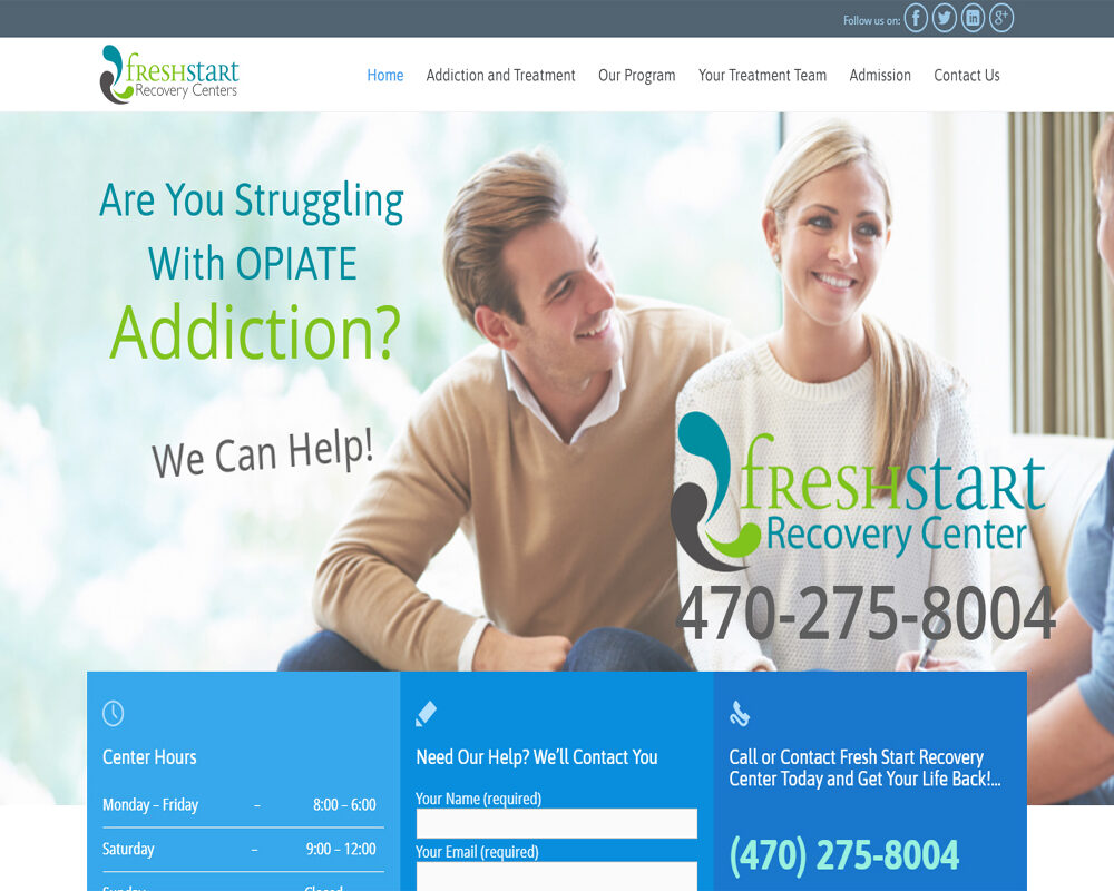 Fresh Start Recovery Centers