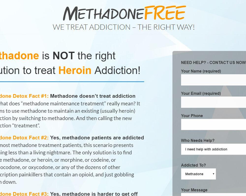 Methadone Free