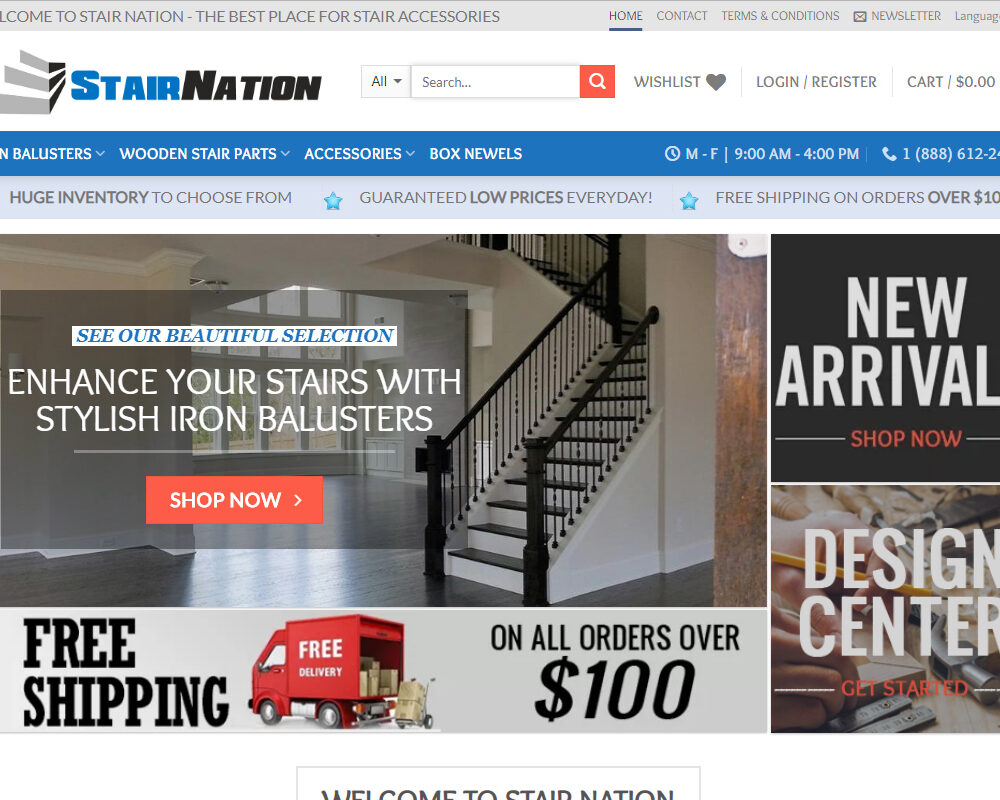 Stair Nation