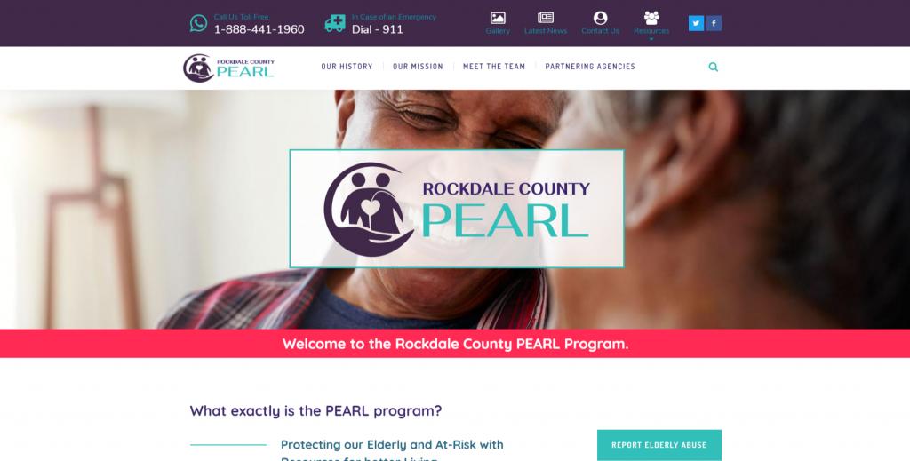 Rockdale County PEARL Program
