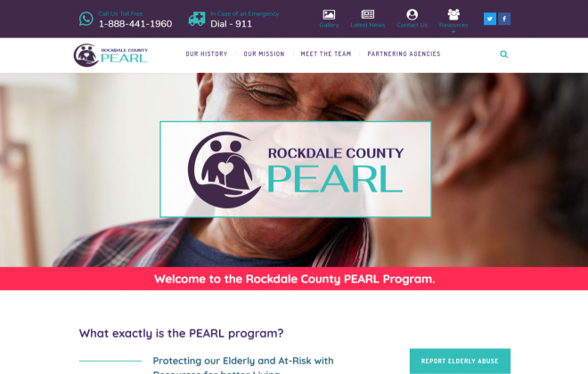 Rockdale County PEARL Program