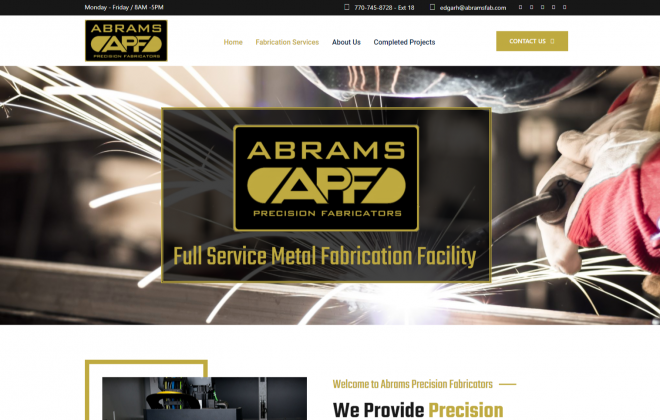 Abrams Precision Fabricators